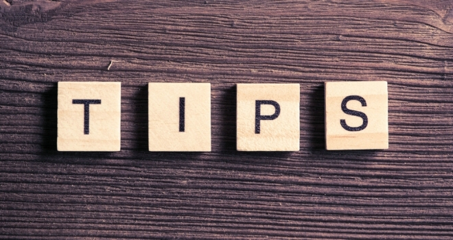 Top 10 tips for planning events