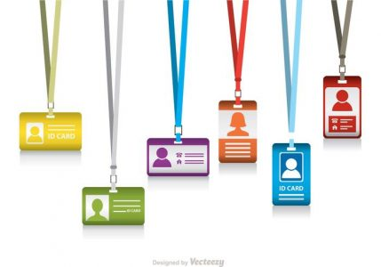 How to use MS Word to create name badges